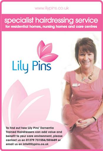 Lily Pins - Dementia Trained Hairdressers