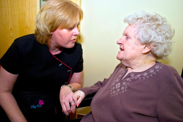 Dementia Training Services from Lily Pins