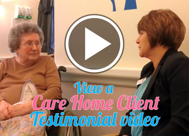 View a Client Testimonial video