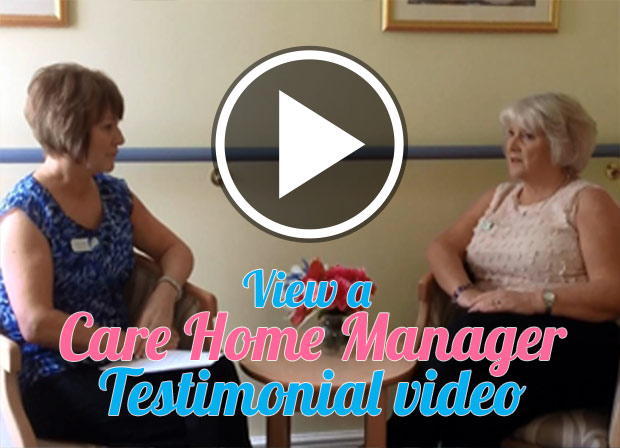 View a Care Home Manager Testimonial video from Hardwick Dene Care Home